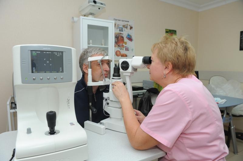 катаракта при диабете