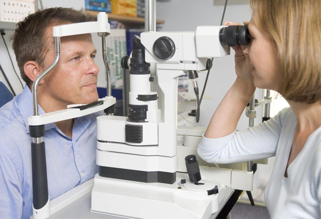 Причины возникновения катаракты